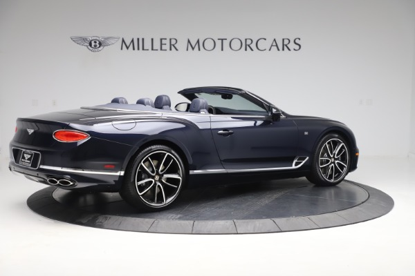 New 2020 Bentley Continental GTC V8 for sale Sold at Maserati of Greenwich in Greenwich CT 06830 9