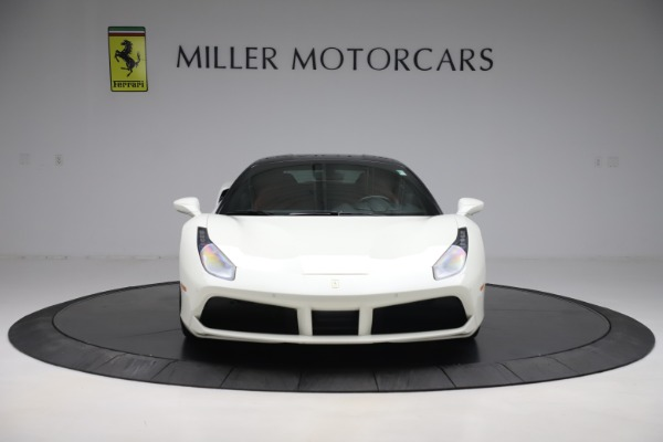 Used 2016 Ferrari 488 GTB for sale Sold at Maserati of Greenwich in Greenwich CT 06830 12