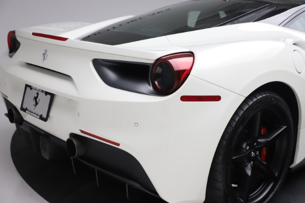 Used 2016 Ferrari 488 GTB for sale Sold at Maserati of Greenwich in Greenwich CT 06830 25