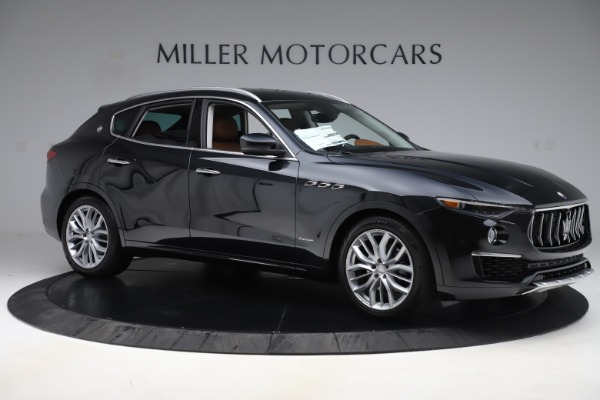 New 2019 Maserati Levante Q4 GranLusso for sale Sold at Maserati of Greenwich in Greenwich CT 06830 10