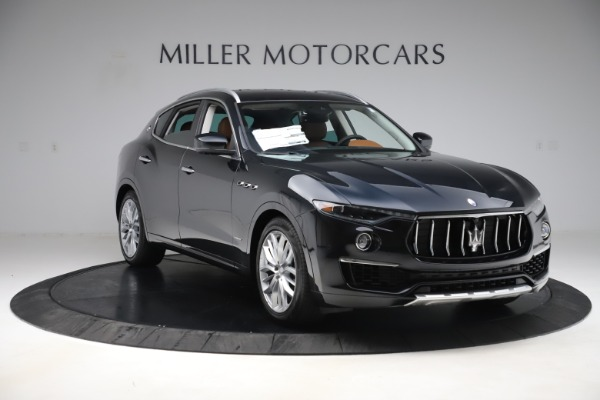 New 2019 Maserati Levante Q4 GranLusso for sale Sold at Maserati of Greenwich in Greenwich CT 06830 11