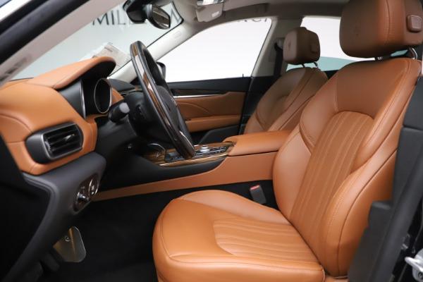 New 2019 Maserati Levante Q4 GranLusso for sale $89,550 at Maserati of Greenwich in Greenwich CT 06830 14