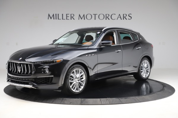 New 2019 Maserati Levante Q4 GranLusso for sale Sold at Maserati of Greenwich in Greenwich CT 06830 2