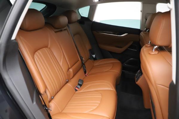 New 2019 Maserati Levante Q4 GranLusso for sale $89,550 at Maserati of Greenwich in Greenwich CT 06830 23