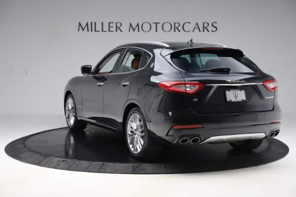 New 2019 Maserati Levante Q4 GranLusso for sale Sold at Maserati of Greenwich in Greenwich CT 06830 5