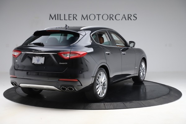 New 2019 Maserati Levante Q4 GranLusso for sale Sold at Maserati of Greenwich in Greenwich CT 06830 7