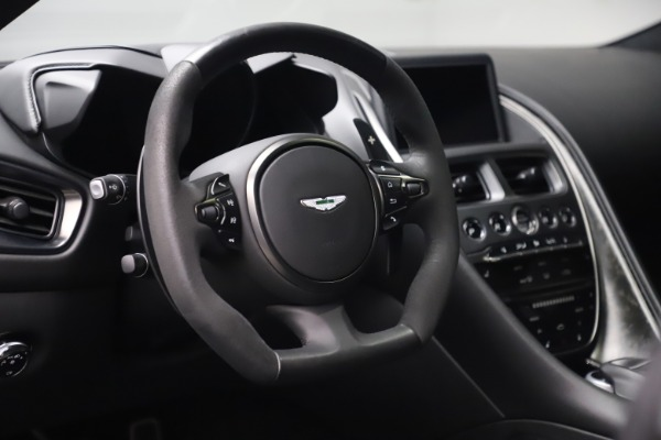 Used 2019 Aston Martin DBS Superleggera Coupe for sale $269,900 at Maserati of Greenwich in Greenwich CT 06830 16