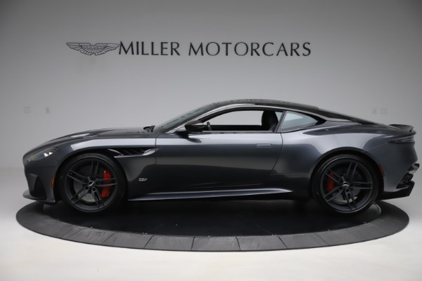 Used 2019 Aston Martin DBS Superleggera Coupe for sale $269,900 at Maserati of Greenwich in Greenwich CT 06830 3