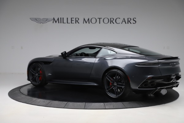 Used 2019 Aston Martin DBS Superleggera Coupe for sale $269,900 at Maserati of Greenwich in Greenwich CT 06830 4