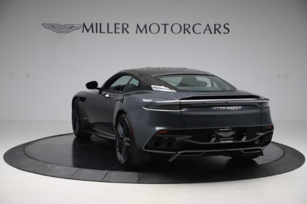 Used 2019 Aston Martin DBS Superleggera Coupe for sale $269,900 at Maserati of Greenwich in Greenwich CT 06830 5