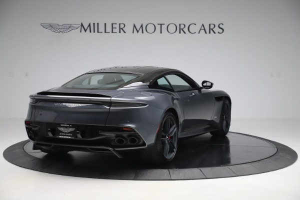 Used 2019 Aston Martin DBS Superleggera Coupe for sale $269,900 at Maserati of Greenwich in Greenwich CT 06830 7