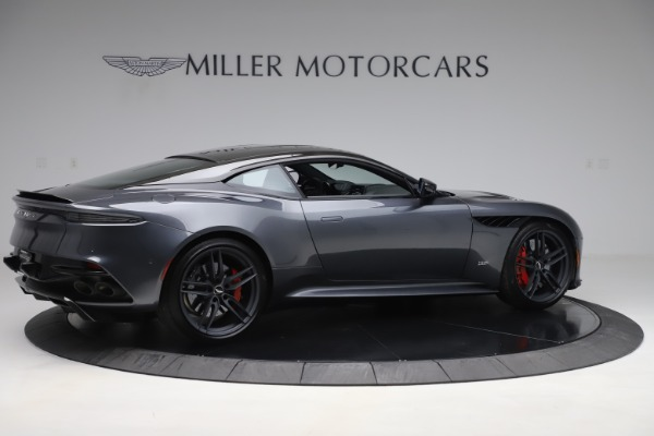 Used 2019 Aston Martin DBS Superleggera Coupe for sale $269,900 at Maserati of Greenwich in Greenwich CT 06830 8