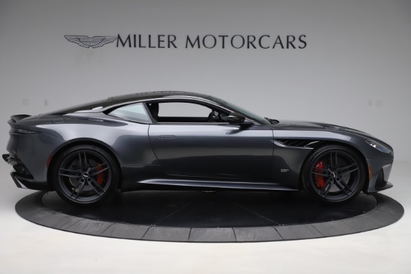 Used 2019 Aston Martin DBS Superleggera Coupe for sale $269,900 at Maserati of Greenwich in Greenwich CT 06830 9