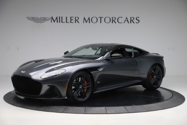 Used 2019 Aston Martin DBS Superleggera Coupe for sale $269,900 at Maserati of Greenwich in Greenwich CT 06830 1
