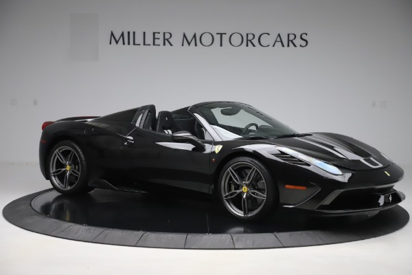Used 2015 Ferrari 458 Speciale Aperta for sale $635,900 at Maserati of Greenwich in Greenwich CT 06830 10