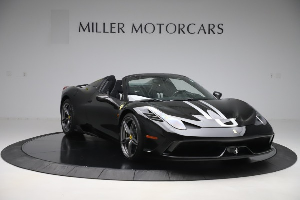 Used 2015 Ferrari 458 Speciale Aperta for sale $635,900 at Maserati of Greenwich in Greenwich CT 06830 11