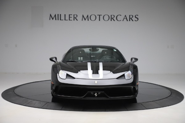 Used 2015 Ferrari 458 Speciale Aperta for sale $635,900 at Maserati of Greenwich in Greenwich CT 06830 12