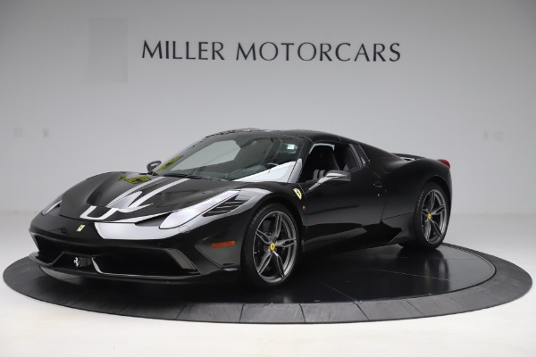 Used 2015 Ferrari 458 Speciale Aperta for sale $635,900 at Maserati of Greenwich in Greenwich CT 06830 13