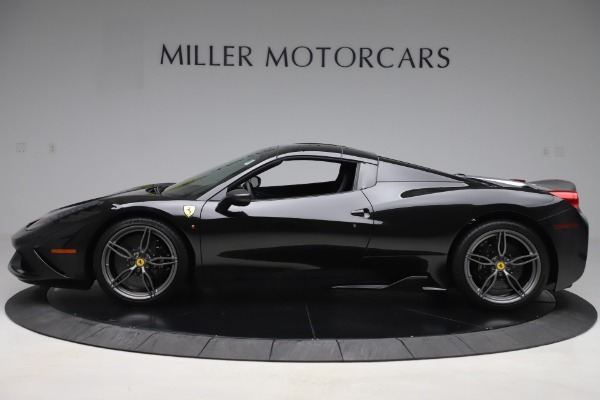 Used 2015 Ferrari 458 Speciale Aperta for sale $635,900 at Maserati of Greenwich in Greenwich CT 06830 14