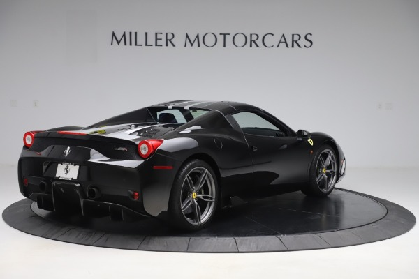 Used 2015 Ferrari 458 Speciale Aperta for sale $635,900 at Maserati of Greenwich in Greenwich CT 06830 16