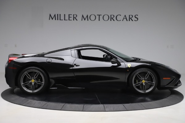 Used 2015 Ferrari 458 Speciale Aperta for sale $635,900 at Maserati of Greenwich in Greenwich CT 06830 17
