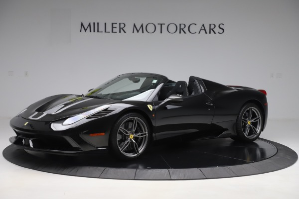Used 2015 Ferrari 458 Speciale Aperta for sale $635,900 at Maserati of Greenwich in Greenwich CT 06830 2
