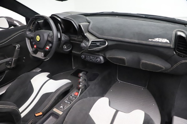 Used 2015 Ferrari 458 Speciale Aperta for sale $635,900 at Maserati of Greenwich in Greenwich CT 06830 26