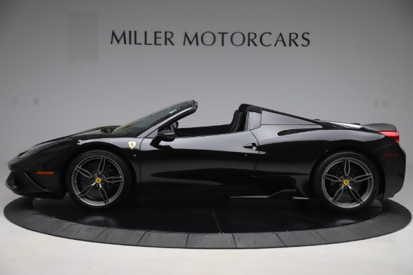 Used 2015 Ferrari 458 Speciale Aperta for sale $635,900 at Maserati of Greenwich in Greenwich CT 06830 3