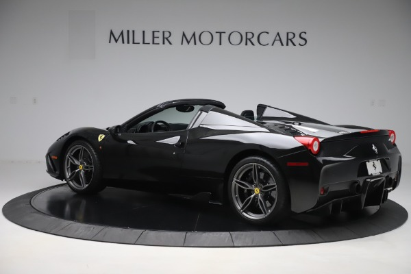 Used 2015 Ferrari 458 Speciale Aperta for sale $635,900 at Maserati of Greenwich in Greenwich CT 06830 4