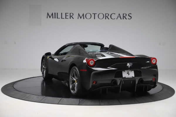 Used 2015 Ferrari 458 Speciale Aperta for sale $635,900 at Maserati of Greenwich in Greenwich CT 06830 5