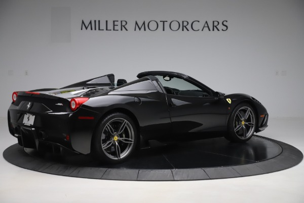 Used 2015 Ferrari 458 Speciale Aperta for sale $635,900 at Maserati of Greenwich in Greenwich CT 06830 8