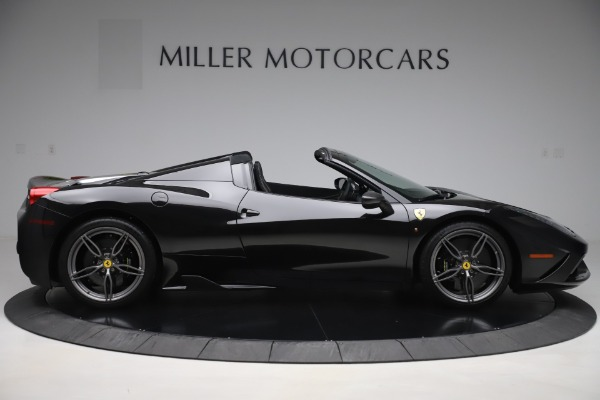 Used 2015 Ferrari 458 Speciale Aperta for sale $635,900 at Maserati of Greenwich in Greenwich CT 06830 9