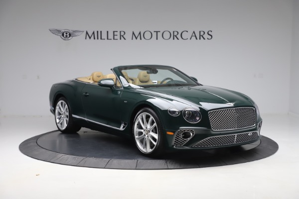 New 2020 Bentley Continental GTC V8 for sale Sold at Maserati of Greenwich in Greenwich CT 06830 11