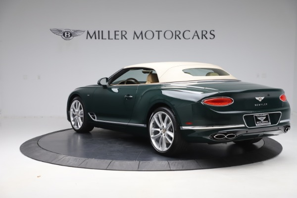 New 2020 Bentley Continental GTC V8 for sale Sold at Maserati of Greenwich in Greenwich CT 06830 16