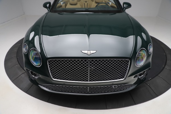 New 2020 Bentley Continental GTC V8 for sale Sold at Maserati of Greenwich in Greenwich CT 06830 21