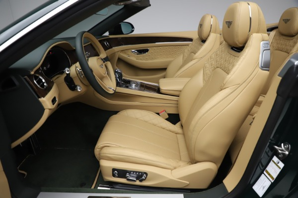 New 2020 Bentley Continental GTC V8 for sale Sold at Maserati of Greenwich in Greenwich CT 06830 28
