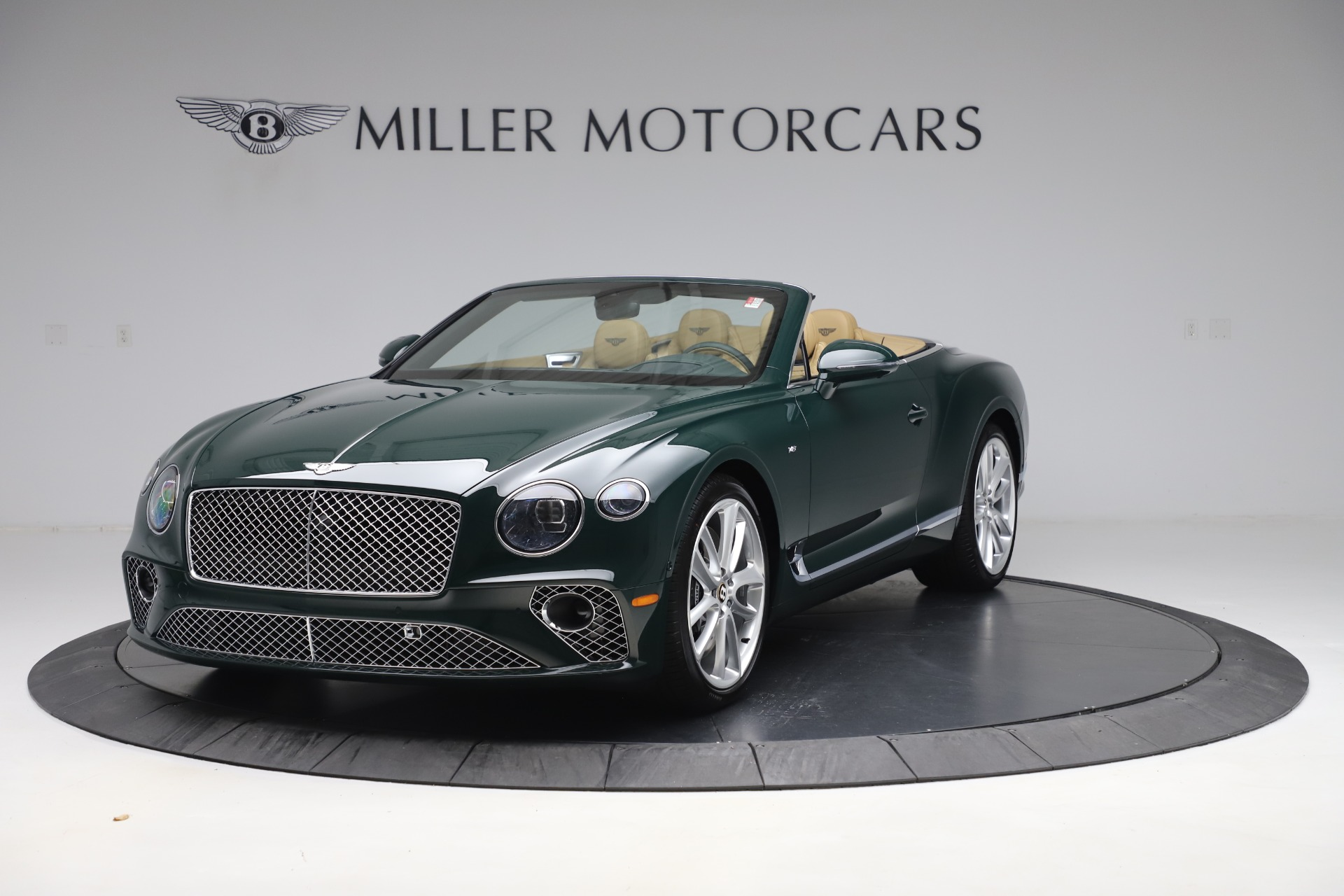 New 2020 Bentley Continental GTC V8 for sale Sold at Maserati of Greenwich in Greenwich CT 06830 1