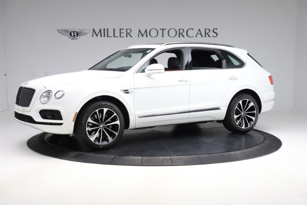 New 2020 Bentley Bentayga V8 for sale Sold at Maserati of Greenwich in Greenwich CT 06830 2