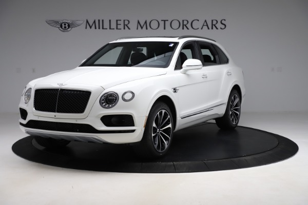 New 2020 Bentley Bentayga V8 for sale Sold at Maserati of Greenwich in Greenwich CT 06830 1