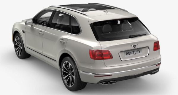 New 2020 Bentley Bentayga V8 for sale $202,735 at Maserati of Greenwich in Greenwich CT 06830 4