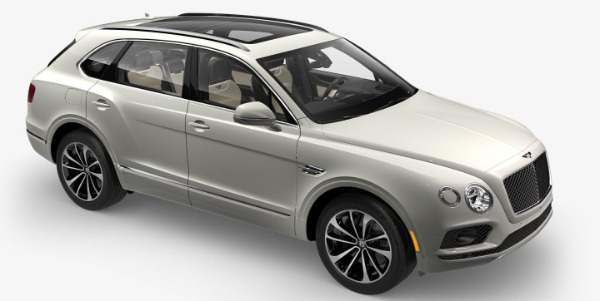 New 2020 Bentley Bentayga V8 for sale $202,735 at Maserati of Greenwich in Greenwich CT 06830 5