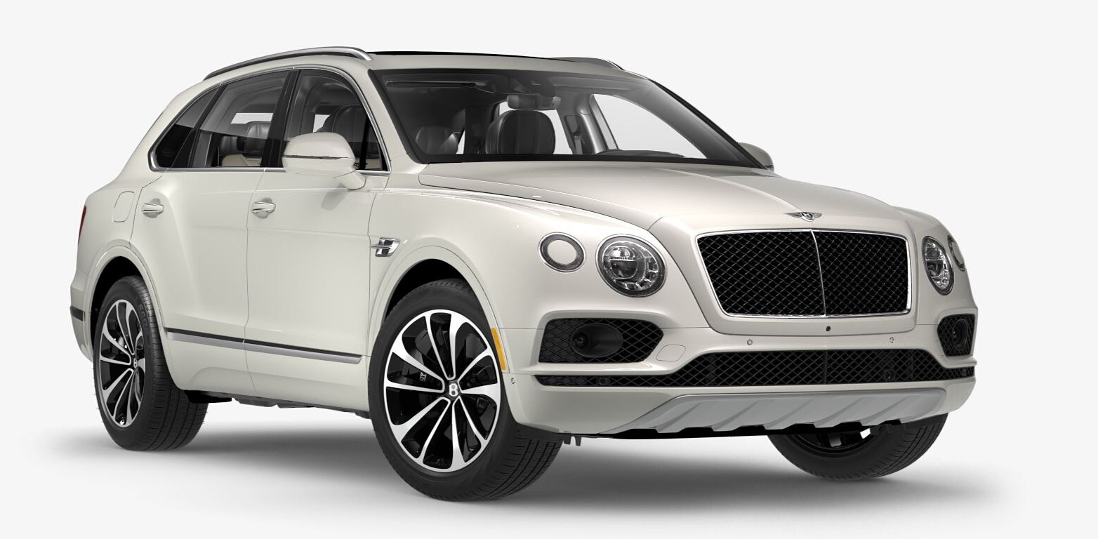 New 2020 Bentley Bentayga V8 for sale $202,735 at Maserati of Greenwich in Greenwich CT 06830 1