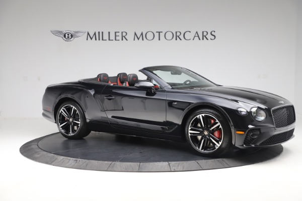 New 2020 Bentley Continental GTC V8 for sale $271,550 at Maserati of Greenwich in Greenwich CT 06830 10