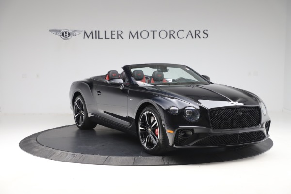 New 2020 Bentley Continental GTC V8 for sale $271,550 at Maserati of Greenwich in Greenwich CT 06830 11