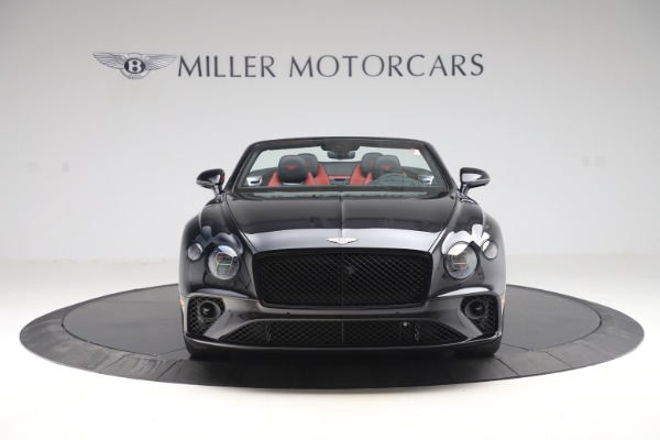 New 2020 Bentley Continental GTC V8 for sale $271,550 at Maserati of Greenwich in Greenwich CT 06830 12