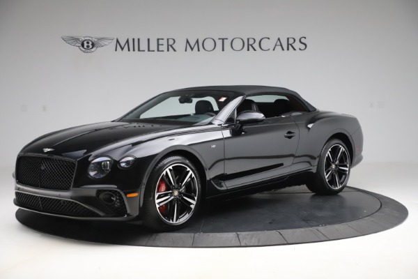 New 2020 Bentley Continental GTC V8 for sale $271,550 at Maserati of Greenwich in Greenwich CT 06830 13