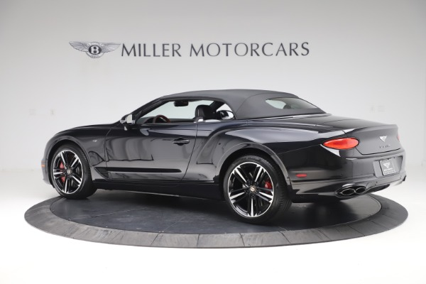 New 2020 Bentley Continental GTC V8 for sale $271,550 at Maserati of Greenwich in Greenwich CT 06830 15
