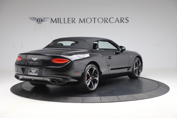 New 2020 Bentley Continental GTC V8 for sale $271,550 at Maserati of Greenwich in Greenwich CT 06830 16