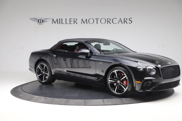 New 2020 Bentley Continental GTC V8 for sale $271,550 at Maserati of Greenwich in Greenwich CT 06830 18