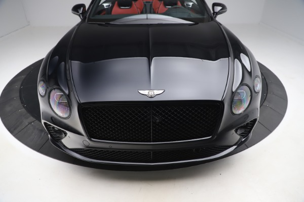 New 2020 Bentley Continental GTC V8 for sale $271,550 at Maserati of Greenwich in Greenwich CT 06830 19